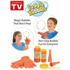 فروش عمده دستکش حباب ساز جاگل باگل